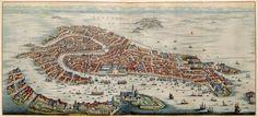 Venezia 1704 Atlas Van der Hagan