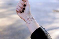 Chiara Ferragni tattoo