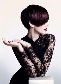Hairworld.se frisyrbild 2017 - Frisyrbilder- Kvinnor kort hår frisyrbild nummer 1197