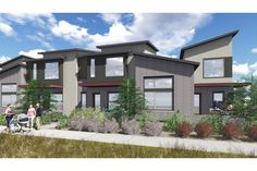 Rows at RidgeGate by Thrive Home Builders in Lone Tree, Colorado