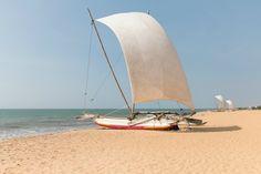 Strand Beach Sri Lanka Negombo