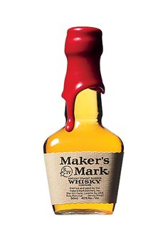 Maker's Mark Mini Whiskey Bottle