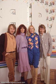 ABBA 1978 Movie Press Conference