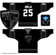 League of Shadows Ninja Logo Dark Knight Batman 2012