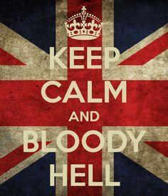 Se você é fã do inglês britânico, tem de aprender o que significa bloody, uma das palavras mais britânicas que existe. Claro que você pode pegar um dicionário e ler que bloody significa sangrento; mas, no inglês britânico o uso da palavra bloody vai além desse simples significado.  Como gíria ou expressão de uso comum, bloody é usada em vários contextos. No geral, costuma ser usada para expressar ênfase ao que está sendo dito: