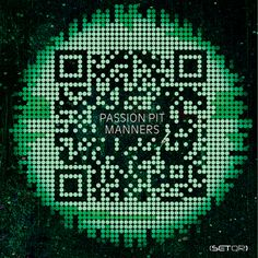 Passion Pit/Sony Music #QR #Codes