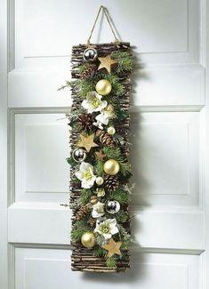 Эко-украшения в новогоднем и рождественском интерьере — это особая магия дома. Это настрой на семейные, добрые каникулы с праздничными, веселыми посиделками, которые запоминаются на всю жизнь... А елочки, сделанные своими руками, впитавшие тепло рук мастера, с годами станут только дороже, храня воспоминания встреченных лет... Пусть они будут добрыми!