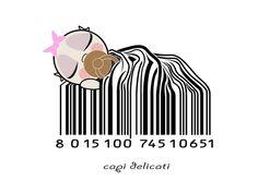 Henkel - EAN Revolution. Nighty, night PD Barcode Art, Barcode Design, Graphic Design, Service Assiette, Best Ads, Pulp Art, Baby Shower Favors, Optical Illusions, Packaging Design