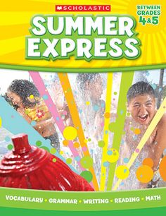 Summer Express Gr 4-5 by Scholastic Teaching Resources $14.99