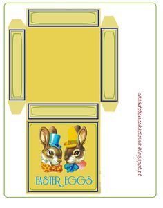 dollhouse of eloisa: bunny box