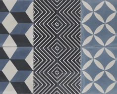 Firma Marok håndlavede fliser