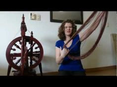 Setting Twist for Handspun Yarn - How To - Tutorial - Expertly Dyed. Good video; she's a bit talky but her info is spot on.  Worth watching