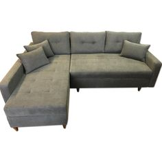 L Shape Sleeper Sectional W Storage