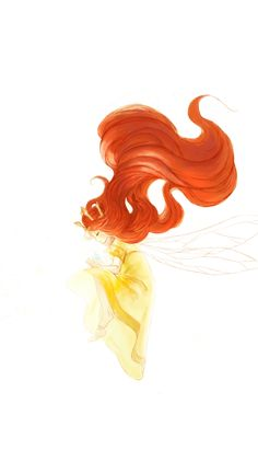 Child Of Light by Carnilian on deviantART. OR blonde hair. Art And Illustration, Illustrations, Fantasy Kunst, Fantasy Art, Mermaid Fairy, Child Of Light, Anime Kunst, Game Art, Art Reference