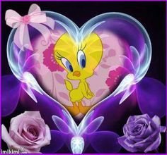 Cute Bird Quotes Bible Verses 65 Ideas For 2019 Cute Cartoon Wallpapers, Cute Wallpaper Backgrounds, Cartoon Pics, Disney Wallpaper, Baby Disney, Disney Art, Tweety Bird Drawing, Good Morning Smiley, Tiny Toons