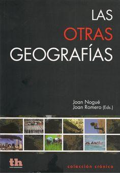 las otras geografias joan nogue - GE304.2 O88