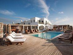 Tharroe of Mykonos 5 Stars luxury hotel villa in Mykonos Town (Chora) Offers Reviews