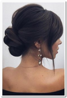 Long Box Braids: 67 Hairstyles To Upgrade Your Box Braids - Hairstyles Trends Hairdo Wedding, Bridal Hair Updo, Wedding Hair And Makeup, Braided Hairstyles Updo, Fancy Hairstyles, Bride Hairstyles, Gorgeous Hairstyles, Bridesmaid Hair, Prom Hair