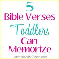 During the early years of learning, children love memory work, and they are quite good at it. Their little minds are like sponges!