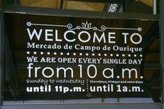 Campo de Ourique espera por si… no Mercado