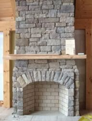 38 best masonry images fire places fireplace ideas outside fireplace rh pinterest com