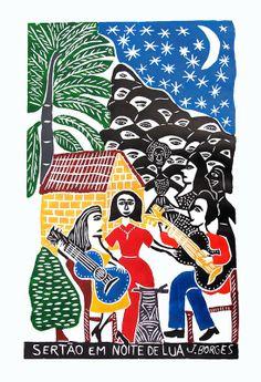 J. Borges, genio del folklore brasileño — Crean Más