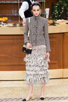 #Chanel #Fall 2015 Ready-to-Wear #Collection - Vogue