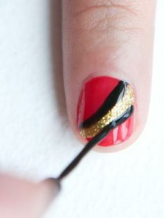 Why gel manis make nail art even better!