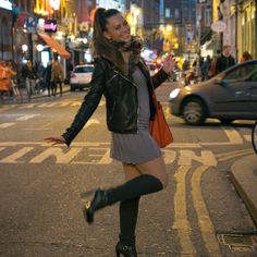 Knee Boots, Ireland, Street Style, Winter, Shoes, Fashion, Winter Time, Moda, Zapatos