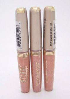 New Milani Lipgloss #19A Champagne Ice Lot of 3 Sealed #Milani #champagneice