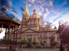 """My home town...Guadalajara"""" cathedral <3"""