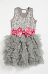 Ooh! La, La! Couture Sequin Tutu Dress (Little Girls)