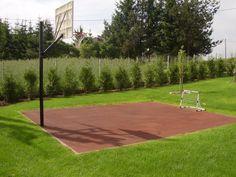 Projektowanie ogrodów Kielce, Ogrody Kielce,Ogród dziecięcy.Plac zabaw do gier sportowych w ogrodzie przydomowym.