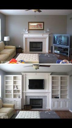 77 best proyectos images decorative fireplace fake fireplace rh pinterest com