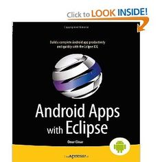 Android Apps with Eclipse Andriod Apps, Sports App, Free Android, Ebooks, Tech, Tutorials, Words, Technology, Teaching