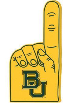 Product: Baylor University Foam Hand