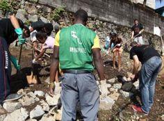 Guerreiros Sem Armas 2012 no site do Conselho Municipal da Juventude de Santos.