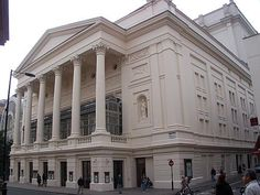 Still can't believe I've never been in...The Royal Opera House, Covent Garden!