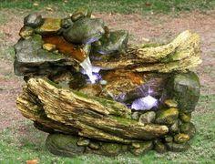 fontaine bois - Recherche Google