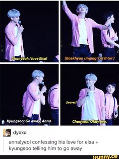 Kyungsoo, never change. My bias is better than yours (: