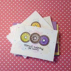 #lawnfawn #donutworry