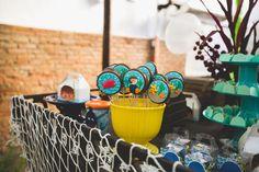 festa infantil fundo do mar arthur camys craft inspire-5