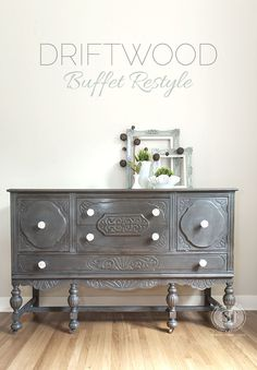 Vintage Buffet Resty