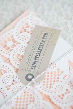Really like the tag for the website and the design of the RSVP