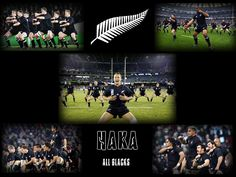 Watch the New Zealand All Blacks perform the Haka live! Rugby Union Teams, All Blacks Rugby Team, Nz All Blacks, Rugby Wallpaper, Black Hd Wallpaper, Team Wallpaper, Haka New Zealand, New Zealand Beach, Rugby Poster