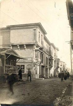 Old Greek, Thessaloniki, Macedonia, Old Photos, Greece, Europe, Island, Architecture, Street