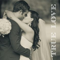 True love wedding
