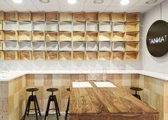 Tannat, de Àbag Arquitectura, una bodega contemporánea de espíritu tradicional. | diariodesign.com