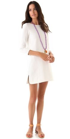 Tibi Long Sleeve Dress, ShopBop.com