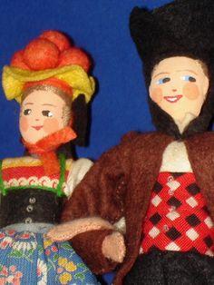 German Baps dolls